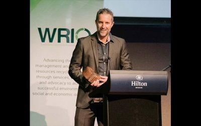 WestRex Employee Wins WRIQ Award