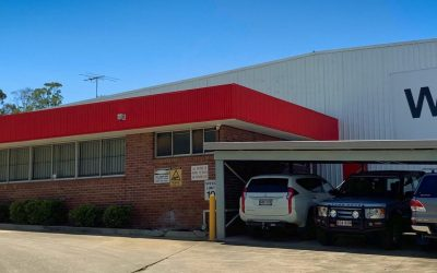 WestRex Wacol Hazardous Waste and Oily Water Treatment Facility – Open for Business!